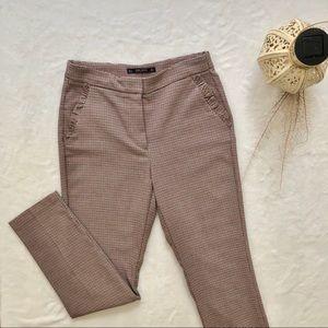Zara Platted Pants